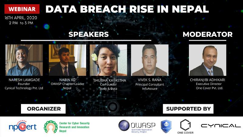 Data Breach Rise in Nepal